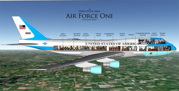 máy bay, Donald Trump, Không lực 1, chuyên cơ, tổng thống Mỹ