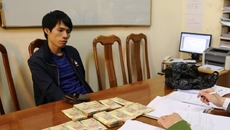 8X mang gần trăm triệu tiền giả về Việt Nam tiêu thụ