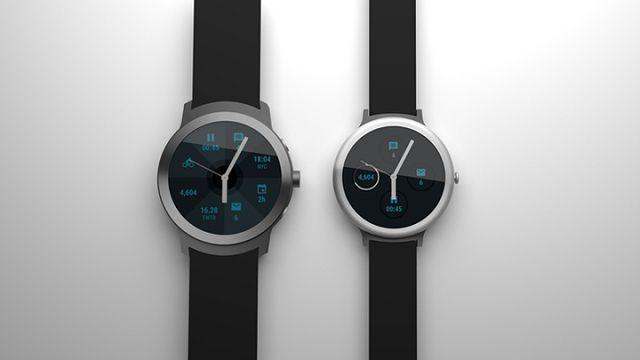 "Google sắp ra mắt hai mẫu smartwatch ""khủng"""