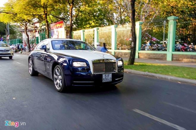 5 xe siêu sang mới về Việt Nam năm 2016