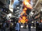"""""""Bàn cờ Syria"""" luôn được các đại cường xáo bài chia lại?"""