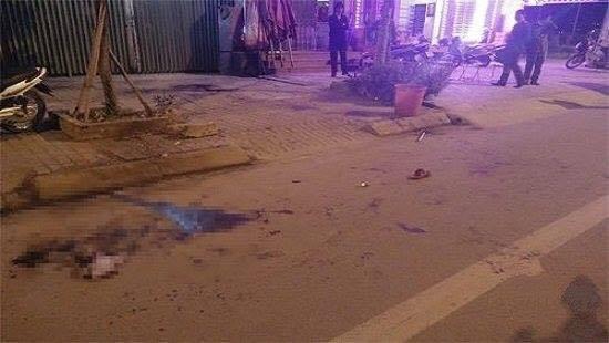 Hà Nội: Thanh niên hỗn chiến, 1 người tử vong