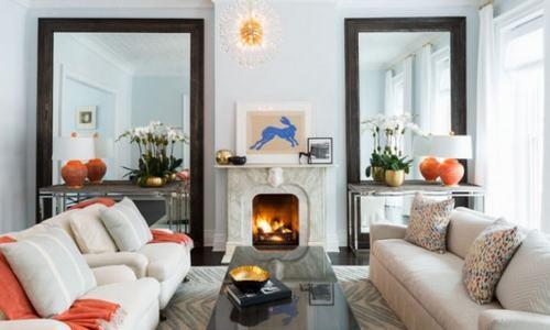 Ý tưởng trang trí tuyệt vời cho phòng khách nhỏ
