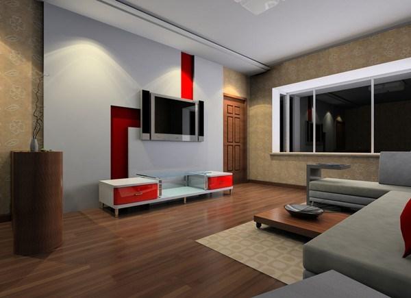 phong thủy phòng khách, trang trí phòng khách hợp phong thủy, nội thất phòng khách