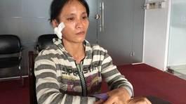 Người phụ nữ bị ung thư vẫn gượng làm mưu sinh