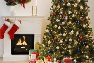Nhà đẹp: 2 phút làm đồ trang trí Noel 2016 cực đáng yêu từ báo cũ