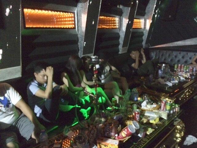 Thủ đô, ma túy, quán karaoke, động lắc