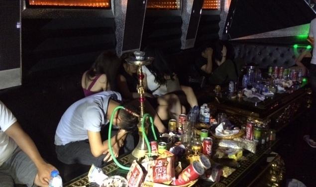 dân chơi đất cảng, ma túy, phê ma túy, quán karaoke, Ruby karaoke