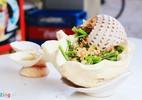 Những món ốc hiếm lạ ở Sài Gòn
