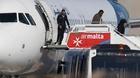 Vụ máy bay Libya: Không tặc đầu hàng