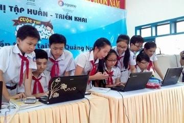 Bộ GD-ĐT yêu cầu rà soát toàn bộ các cuộc thi trong nhà trường
