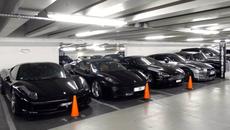TP.HCM: Gửi ô tô tại bãi đậu xe thông minh giá 121 triệu đồng/năm