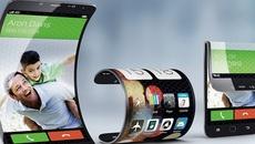 Galaxy S9 và iPhone 9 có thể uốn cong