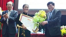 Truy tặng giải thưởng Đào Tấn cho nhạc sĩ, nhà viết kịch Trương Minh Phương