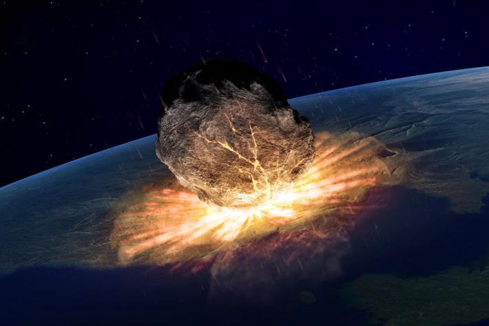 Phát hiện UFO đi đường tắt vũ trụ xuống Trái đất