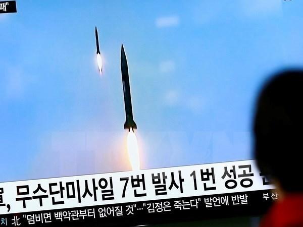 Triều Tiên có khả năng thử hạt nhân đầu 2017