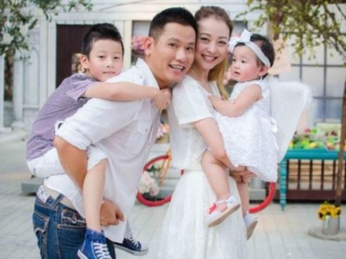 Hoa hậu Jennifer Phạm sinh con lần 3 tại Mỹ