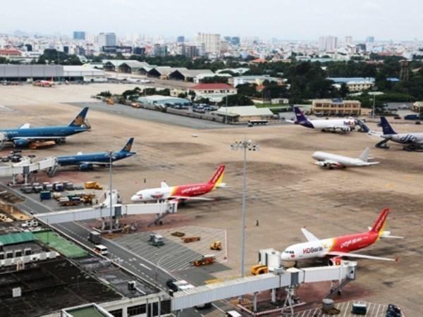 sân bay Tân Sơn Nhất, quá tải, đậu đêm, sân bay Cần Thờ, Cục hàng không Việt Nam