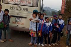 Hành động tử tế của lái xe khách Sơn La khiến dân mạng nể phục