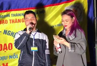 Hoài Linh khen Mỹ Tâm: 'Tên em đã nói lên tất cả'