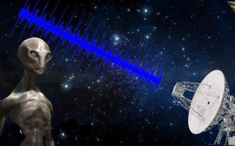 Phát hiện 6 tần số sóng lạ của người ngoài hành tinh?