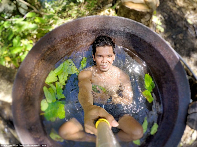 'Luộc' người trong vạc dầu - trải nghiệm có 1-0-2 ở Philippines