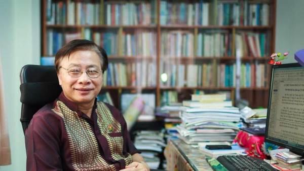 GS Trần Ngọc Thêm phản hồi độc giả VietNamNet về ngộ nhận 'cần cù, hiếu học'