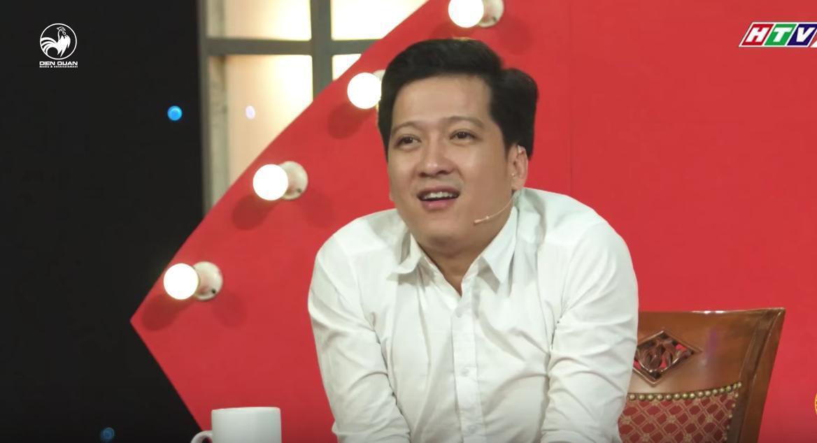 Trấn Thành đứng hình khi nghe Trường Giang đá xoáy Hari Won