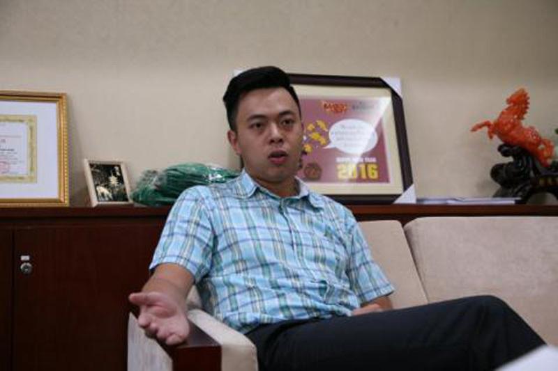 Giới thiệu nhân sự thay ông Vũ Quang Hải