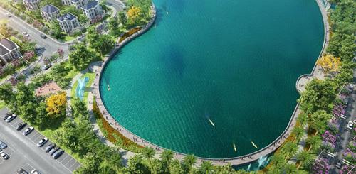 Vinhomes Green Bay: Biến môi trường sống thành một kì quan