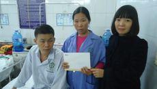Hơn 15 triệu đồng đến với gia đình 3 người mắc bệnh nặng