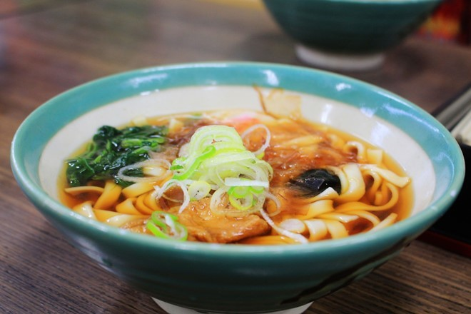 Cách nấu mì kishinmen trứ danh, cách nấu mì kishinmen, món mì kishimen, cách nấu món mì trứ danh của Nhật Bản, món ăn ngon, món ngon mỗi ngày, hướng dẫn nấu ăn