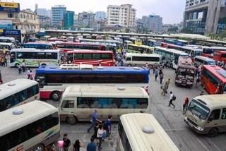 Hà Nội quyết điều xe trái tuyến khỏi bến Mỹ Đình