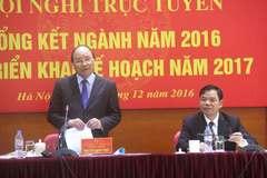Thủ tướng Nguyễn Xuân Phúc: Cảm ơn nông dân, ngư dân, diêm dân