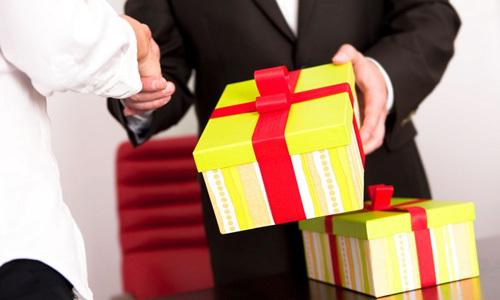 Что такое ценный подарок