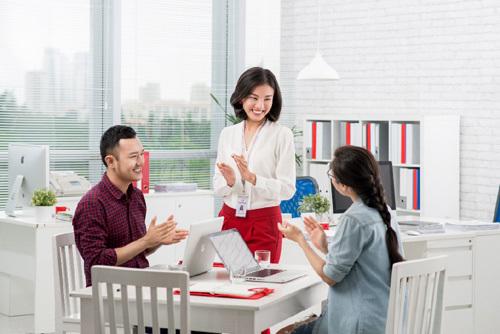 3 lí do khiến Prudential là nơi làm việc lí tưởng
