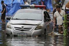 Bão Nock-Ten tàn phá Philippines