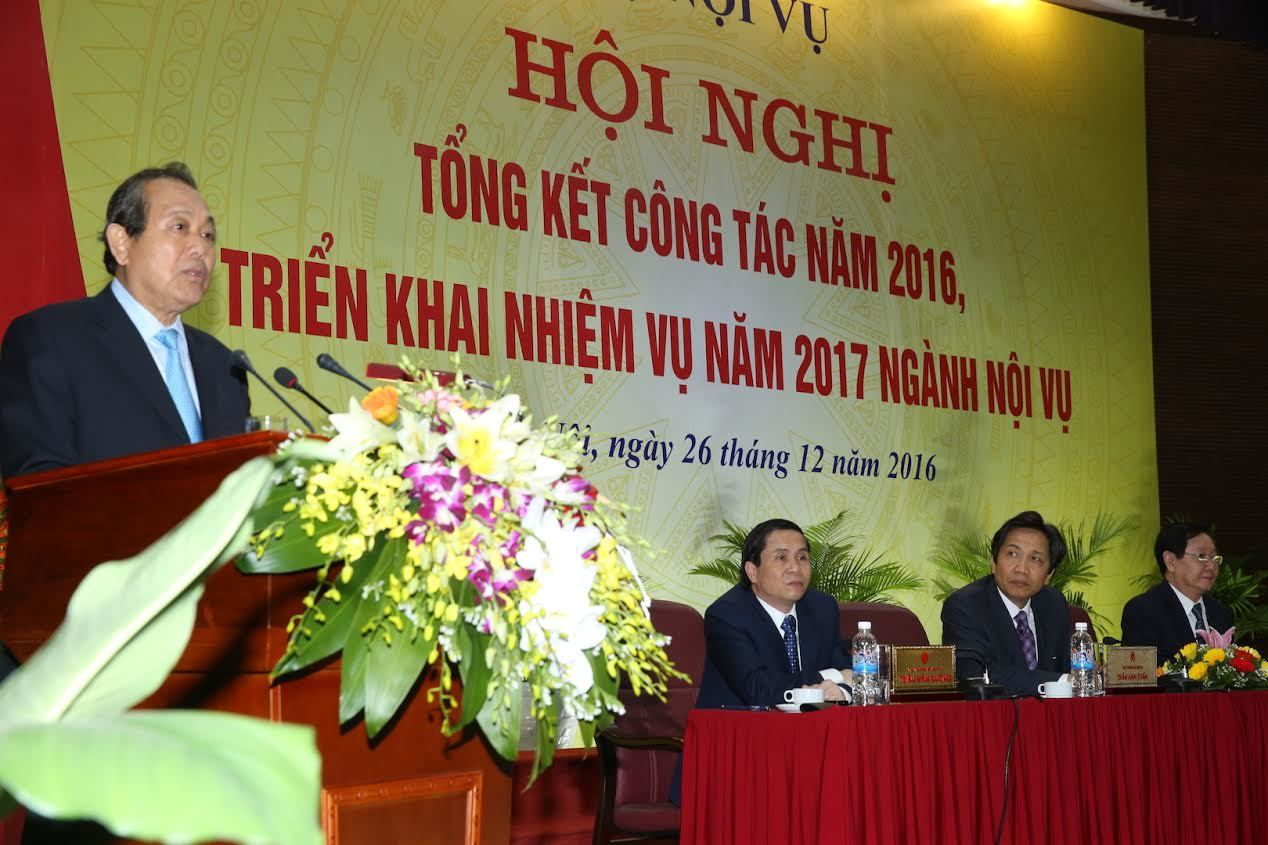Phó Thủ tướng yêu cầu sớm xóa bổ nhiệm người nhà