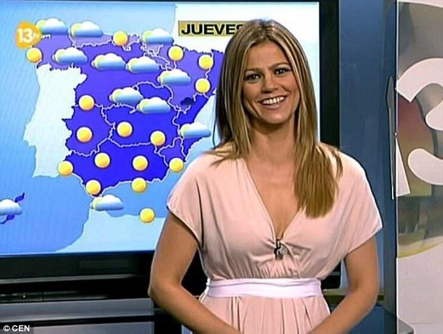 MC thời tiết ăn mừng thắng xổ số 10 tỉ trên sóng trực tiếp