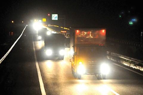 Lý do cao tốc ở Việt Nam không có đèn