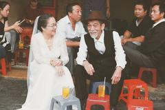 Xôn xao ảnh kỷ niệm đám cưới vàng của diễn viên phim 'Đất và người'