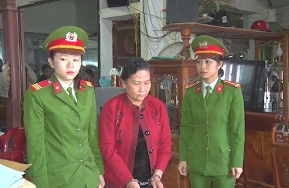 Chân dung nữ đại gia ở Nghệ An vỡ nợ hàng chục tỷ đồng