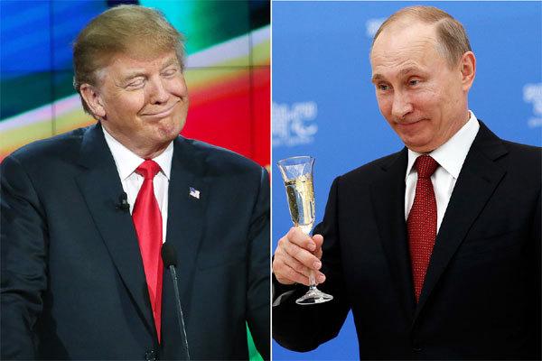 Lộ kế hoạch vui chơi năm mới của Putin, Trump