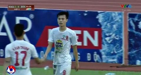 U21 HAGL 0-0 U21 Việt Nam phút 79
