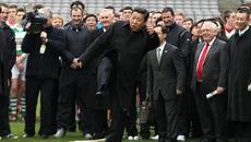 Vì sao Trung Quốc có thể lũng đoạn bóng đá thế giới?
