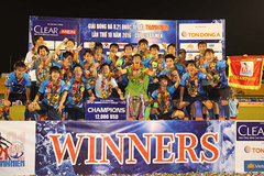 Hạ U21 Thái Lan, U21 Yokohama lên ngôi vô địch