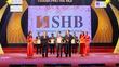 SHB vào top 10 hàng Việt được người tiêu dùng yêu thích
