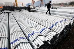 Nhập 10,4 tỷ USD sắt, thép: Trung Quốc là số 1