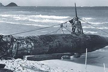 Tàu ngầm bỏ túi Nhật dùng đánh úp Trân Châu Cảng