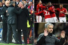 MU hồi sinh: Sir Alex khuyên nhủ Mourinho điều gì?